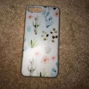 Accessories - iPhone 7 Plus/ 8 Plus Soft Plastic Case